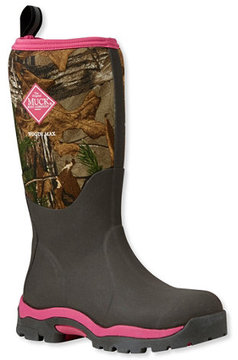 L.L. Bean Women's Muck Woody Max Hunting Boots