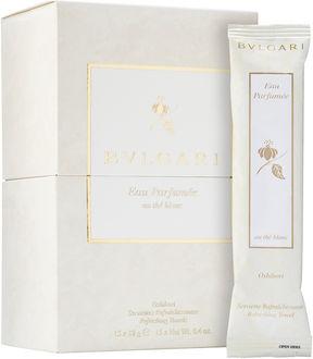 Bvlgari Eau Parfume Au Th Blanc Refreshing Towel Kit