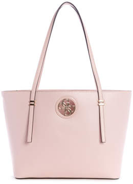 GUESS Open Road Logo Tote