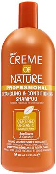 Creme of Nature Professional Detangling & Conditioning Shampoo
