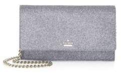 Kate Spade Brennan Glitter Crossbody Bag