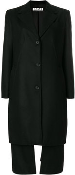 Aalto tailored fitted coat
