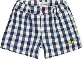 Bobo Choses Turkish Sea Banana Tennis Shorts