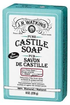 JR Watkins J.R.Watkins Clary Sage Castile Soap - 8 oz