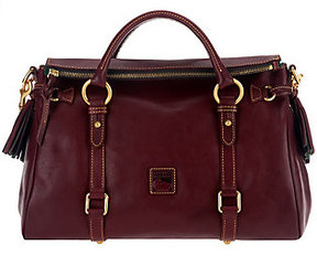 Dooney & Bourke As Is Florentine Vachetta Satchel