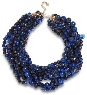 BaubleBar Bubblebeam Layered Collar Necklace, 18.45