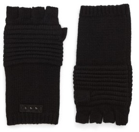 John Varvatos Men's Fingerless Gloves