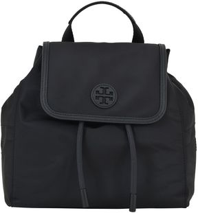 Tory Burch Scout Small Rucksack - BLACK - STYLE