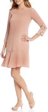 Alex Marie Marian Dropwaist Dress