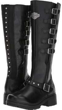 Harley-Davidson Glassford Women's Lace-up Boots