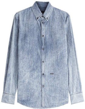 DSQUARED2 Striped Denim Shirt