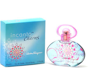 Salvatore Ferragamo Incanto Charm for Ladies Eau de Toilette Spray, 1.7 oz./ 50 mL