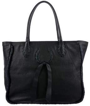Nina Ricci Leather Ondine Tote
