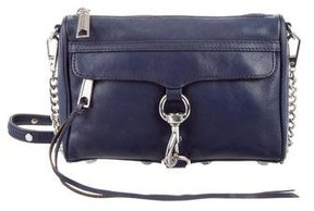 Rebecca Minkoff Mini M.A.C. Crossbody Bag - BLUE - STYLE