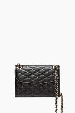 Rebecca Minkoff Mini Quilted Affair - BLACK - STYLE