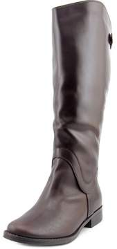 GUESS Galle Women US 8 Gray Over the Knee Boot