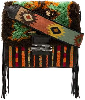 Etro Rainbow crossbody bag