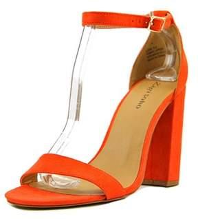 Zigi Loise Open Toe Synthetic Sandals.