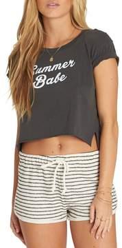 Billabong Beach Daze Stripe Shorts