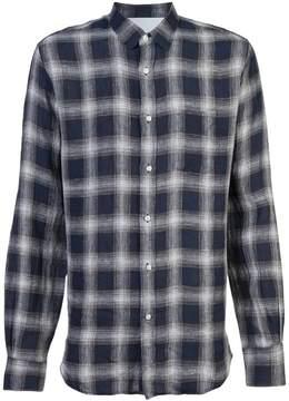 Officine Generale check shirt