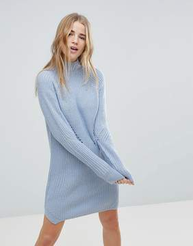 B.young Cable Knit Sweater Dress