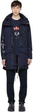 Diesel Navy X Collection J-Bardles Jacket