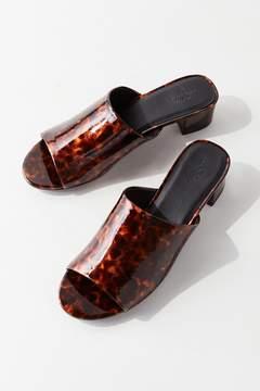Urban Outfitters Patti Tortoise Mule Heel