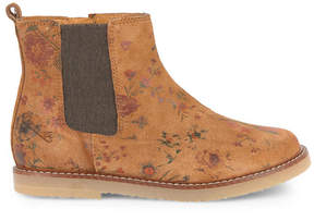 Pom D'Api Printed velvet leather boots - Patex
