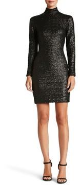 Dress the Population Women's Janis Sequin Body-Con Dress