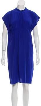 Cacharel Silk Knee-Length Dress