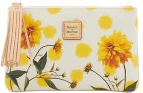 Dooney & Bourke Flowers Carrington Pouch - DAHLIA - STYLE