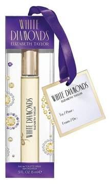 Elizabeth Taylor White Diamonds by Eau de Toilette Women's Fragrance Stocking Stuffer - 0.5oz