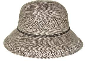 Nine West Womens Cloche Hat
