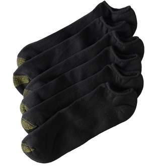 Gold Toe GOLDTOE Extended Size GOLDTOE 6-pk. Ultra Tec No-Show Socks