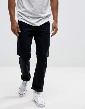 Loyalty And Faith Straight Fit Konfer Jeans in Black