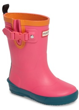 Hunter Toddler 'Davison' Rain Boot