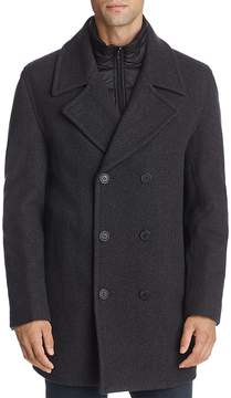 Andrew Marc Mapleton Peacoat