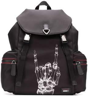 Bally hand x-ray backpack