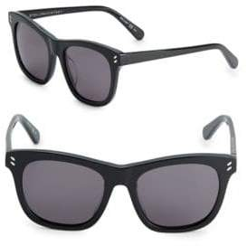 Stella McCartney 52MM Square Sunglasses