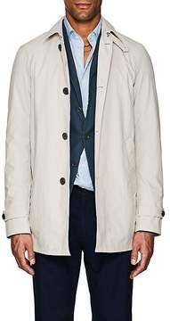 Herno Men's Tech-Poplin Raincoat