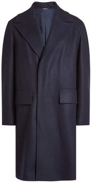 Jil Sander Virgin Wool Coat