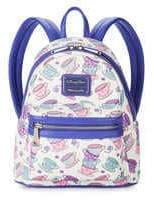 Disney Mad Tea Party Mini Backpack by Loungefly
