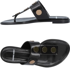 Pierre Hardy Toe strap sandals