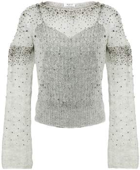 Aviu embellished top