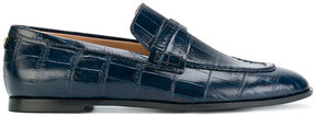 Twin-Set embossed loafers