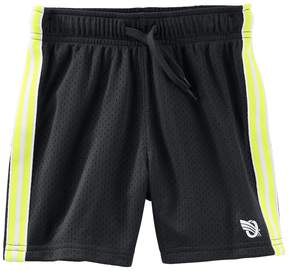 Osh Kosh Oshkosh Bgosh Boys 4-12 Mesh Striped Shorts