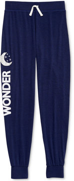 Jessica Simpson Paige Wonder Graphic-Print Jogger Pants, Big Girls (7-16)