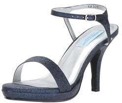 Dyeables Women's Aurora Heeled Sandal.