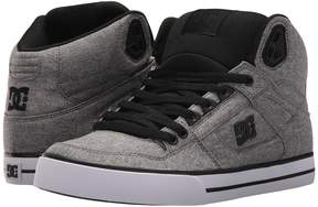 DC Spartan High WC TX SE Men's Skate Shoes