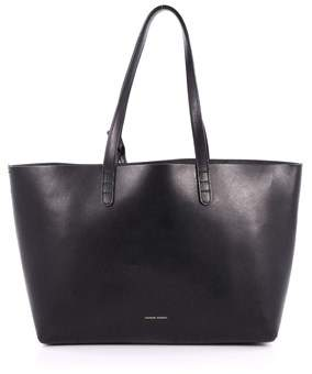 Mansur Gavriel Pre-owned: Shopper Tote Leather Small.